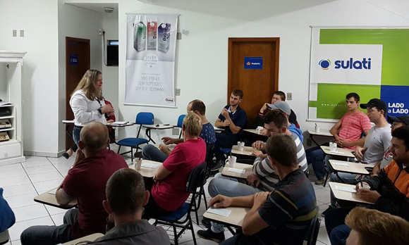 2º Encontro Grupo de Estudos Motoristas e Auxiliares
