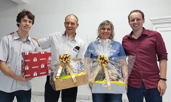 Jogo Mundo Sulati: premiação